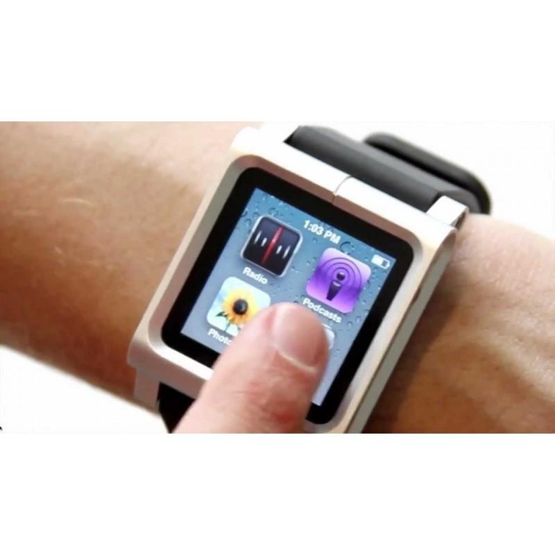 Ipod nano 6th Generation watch Band Lunatik