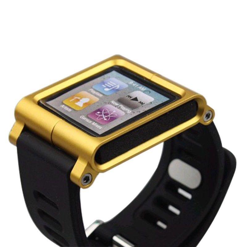 ipod nano 6th generation watch band lunatik. Black Bedroom Furniture Sets. Home Design Ideas