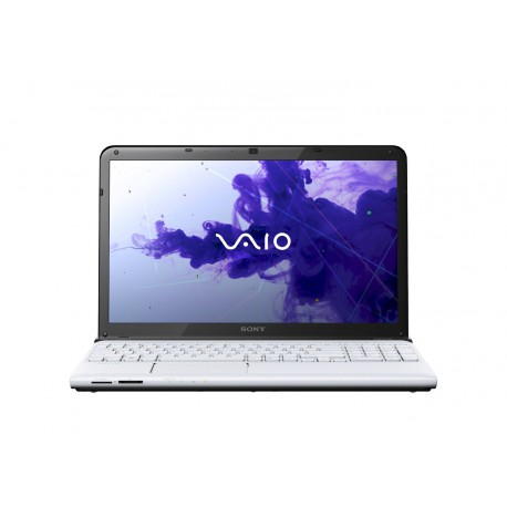 Sony Vaio SVE14122CW/ White Core I3-3110M 2.4GHZ 4GB ram