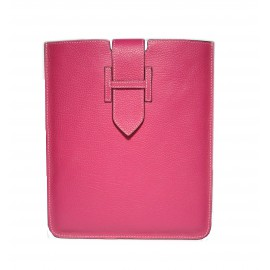 Hermes Style iPad 100% Leather Case