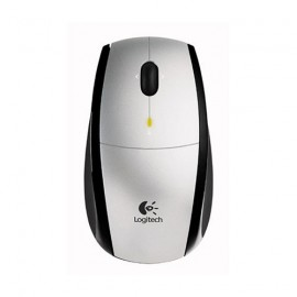 Logitech LX5 Cordless Optical USB Tilt Wheel Mouse (NO PACKAGING)