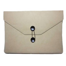 Macbook Air 13 Kajsa Preppie Collection micro-fibre cover case (Beige)
