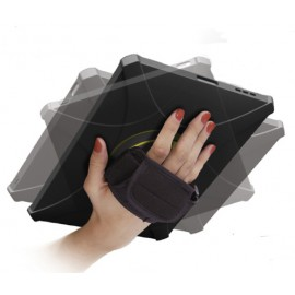 iPad Case with rotating Hand Grip