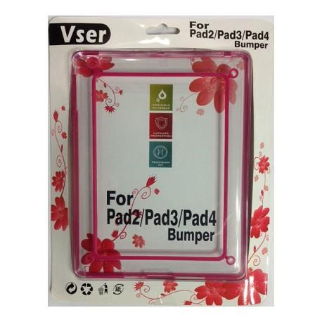 iPad Bumper Case colored