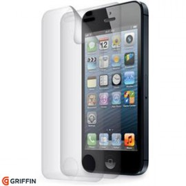 Griffin Screen Guard for iphone 5 5s 2 in 1