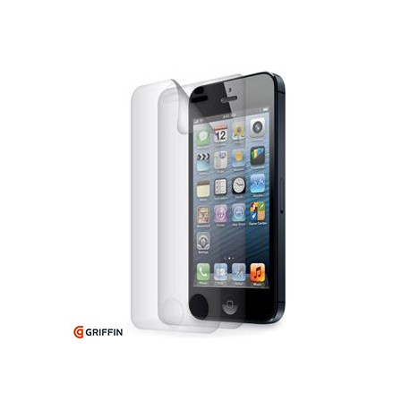 newest collection 9baa2 22894 Griffin Screen guard for iphone 5 & 5s