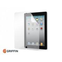 Griffin  iPad Screen Guard Defend finger print Series compatible ipad 2  3 &4