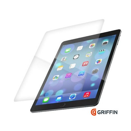 Ipad Air Screen protector Griffin Defend Finger Print Series