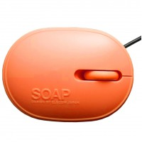 Soap Optical USB Scroll Wheel Mouse
