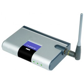 "Wireless-G Music Bridge ""Linksys Certified Refurbished Product"""