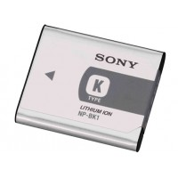 Sony NP-BK1/FK1 Battery + Charger (Lithium-ion Rechargeable )