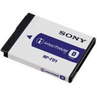 Sony NP-BD1 / NP-FD1 battery + Charger