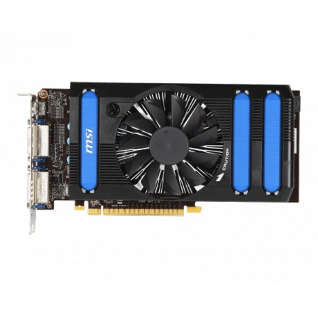 MSI NVIDIA GTX 650 1GB DDR5 PCI-E Graphics Card