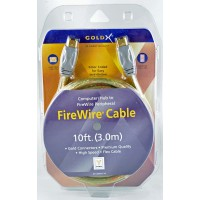 GoldX® FireWire® Device Cable GX1394AA-10