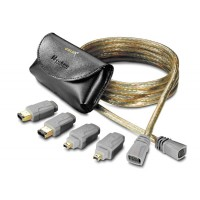 GOLDX Quickconnect usb kit 5 in 1