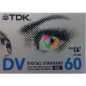 TDK Mini DV LP:90 DV60 Digital Video Tape