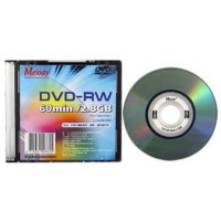 Melody Mini DVD-RW 1-2x 2.8GB double side single