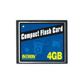 Compact Flash CF Card 4 GB super Talent