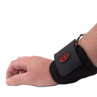 Thermal Wrist Support Brace Wrap Protector Pain Relief Heat Retainer USB Powered