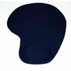 Mouse Pad  with Wrist Support : BLUE