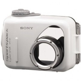 SONY SPK-SA Sports Pack Underwater Case for Sony CyberShort S60 S80 S90