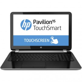 HP Pavilion TouchSmart 15.6-Inch Touchscreen Laptop (2 GHz AMD Quad-Core A6 4GB DDR3L, 750GB HDD, Windows 8)