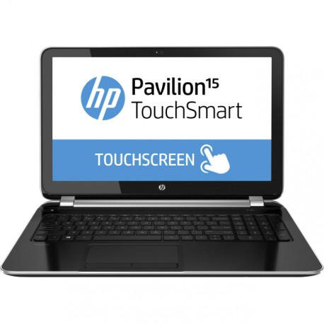 HP Pavilion TouchSmart 15.6-Inch Touchscreen Laptop (2 GHz AMD Quad-Core A6 4GB DDR3L, 750GB HDD, Windows 8) Black/Silver \
