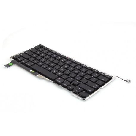 Laptop Keyboard for Apple Macbook Pro Unibody A1286 Black