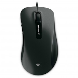 Laser Mouse Microsoft 6000 for Gaming and Graphics.
