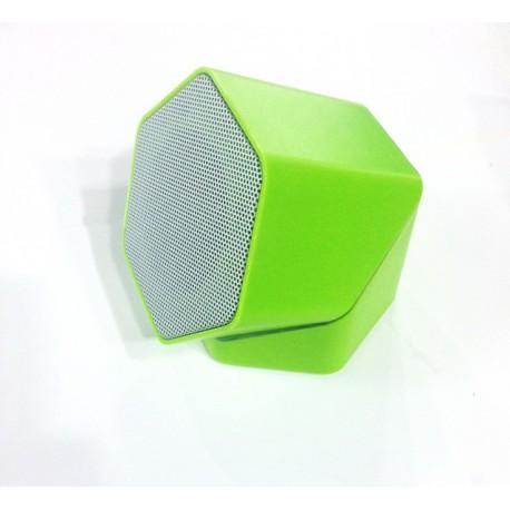 Bluetooth Rotating Speaker with Fm Radio , sd usb reader