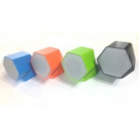 Bluetooth Rotating  Speaker with Fm Radio , sd usb reader