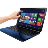 HP 15-r053cl TouchSmart core i3 6GB 750GB 15.4 inch Blue.