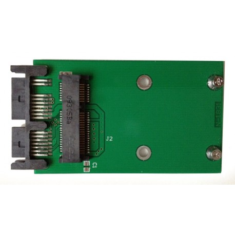 Mini SATA 3 to 1.8 inch Micro SATA Adapter card