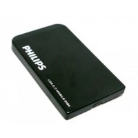 Philips usb 2.0 2.5 inch HDD enclosure