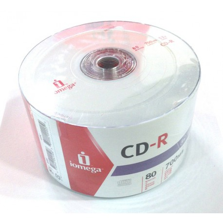 iomega CD-R Pack of 50