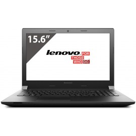 Lenovo B50-45 15.6-Inch AMD E1-6010, 4GB Memory, 320GB Windows 7 & 8.1 Pro Slim (No DVDRW)