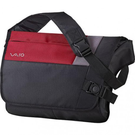 795b1bef884d Sony VAIO VGP-AMB10 R Classic Messenger Bag up to 17 inch Laptops