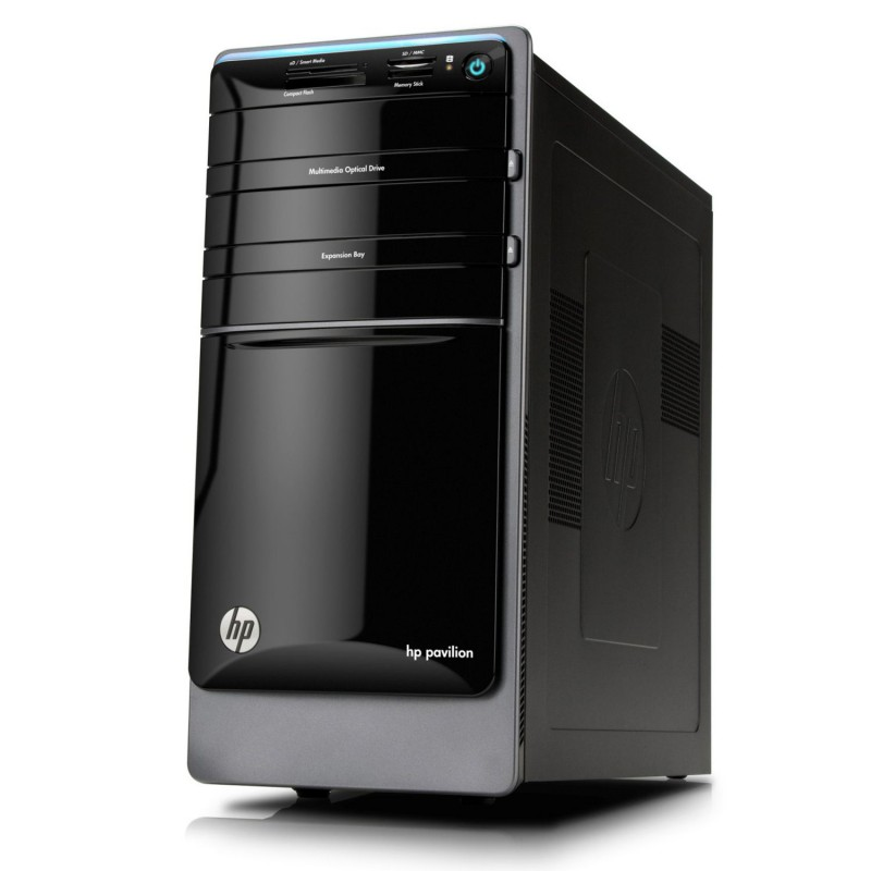 hp pavilion desktop p7 1517c a10 processor 2tb 12gb amd. Black Bedroom Furniture Sets. Home Design Ideas