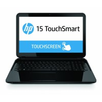 HP 15-d020nr 15.6-Inch Touchsmart AMD A4 Processor, 4GB DDR3L, 500GB HDD, Win 8.1 Black