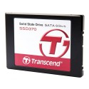 Transcend SSD 128GB MLC SATA III 6Gb/s 2.5-Inch Solid State Drive 370