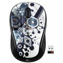 Logitech M325 Wireless Mouse with Designed-For-Web Scrolling(Different and Random Fashion and Textures Design)