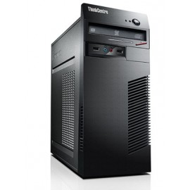 Lenovo ThinkCentre M72 Desktop Computer - Core i3 550 3.2Ghz 4GB 250GB Business Black