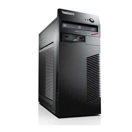 Lenovo ThinkCentre M79 Desktop Computer - Core i3 550 3.2Ghz 4GB 250GB Business Black Windows 7 home Basic Genuine