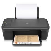 HP Deskjet 1050 USB 2.0 All-in-One Color Inkjet Scanner Copier Photo Printer (Black/Gray)