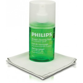 Philips Screen Cleaning Kit 200 ml SVC1116 for Mobiles Tablets Computers LCD TV Monitors