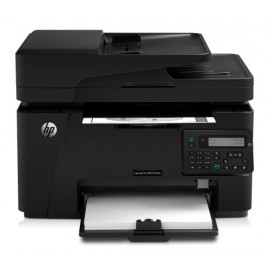Wireless Monochrome Laserjet Printer HP M127FW with Scanner and Copier