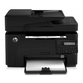 Wireless Monochrome Laserjet Printer HP M127FW with Scanner and Copier