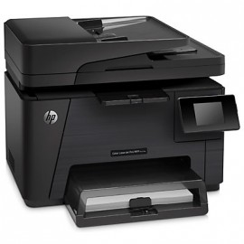 Wireless Color Laser Printer HP PRO Multi Function Printer M177fw