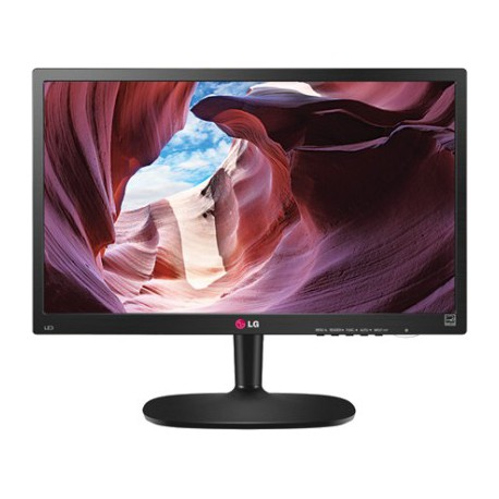 LG LED Backlit LCD - 19M35A Monitor 19 inch