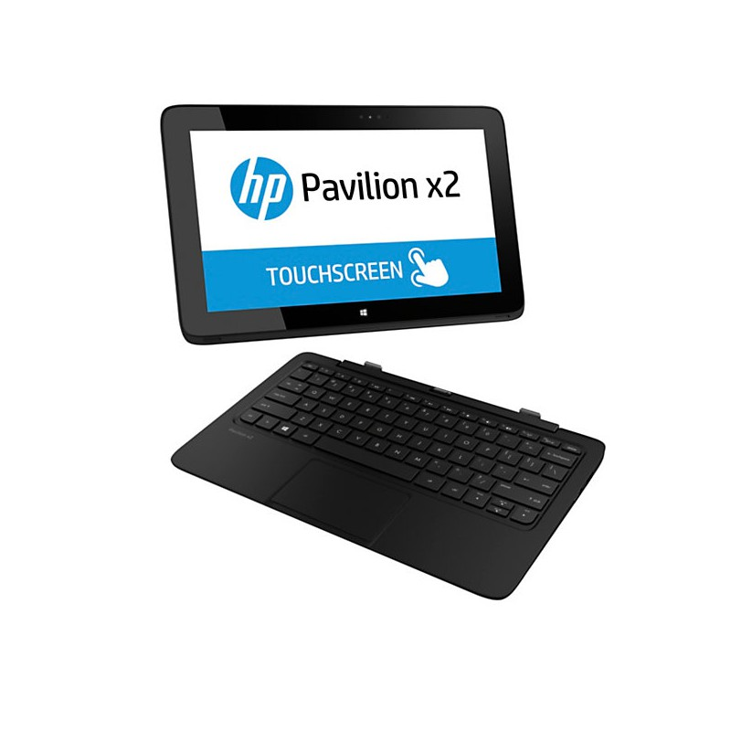 how to turn on touch screen on hp pavilion